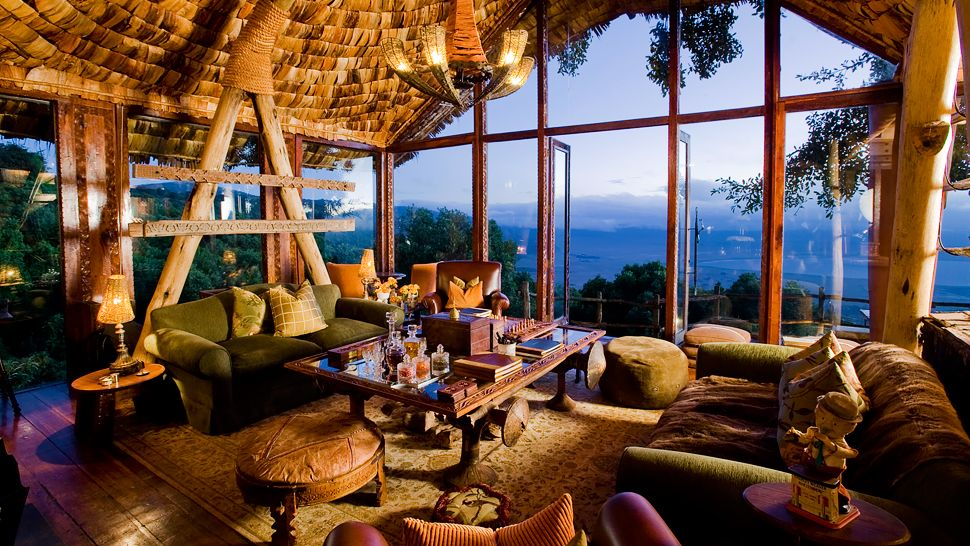 African Luxurious Safari Camps